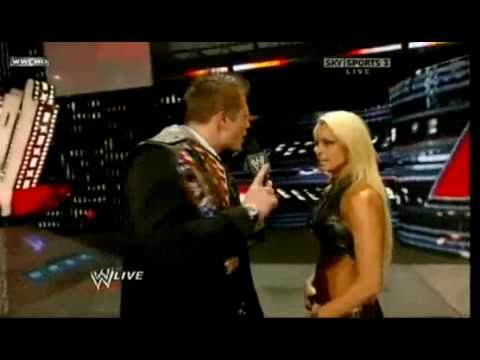 The Miz Debut Of New Theme (I Came To Play) (January 4th 2010)