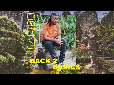 IAMSU! - Back 2 The Basics (Audio)