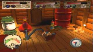 Chicken Run (PS1) - Poultry in Motion Walkthrough