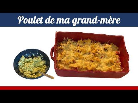 poulet-gratiné-de-ma-grand-mère-teté!