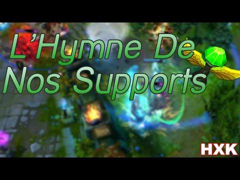 Hexakil - L'Hymne De Nos Supports (Parodie LoL Fr)
