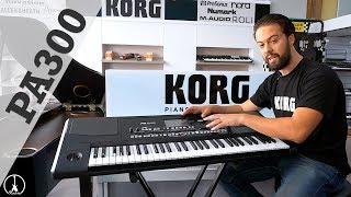 Korg PA300 (arabe) - Rock.ma