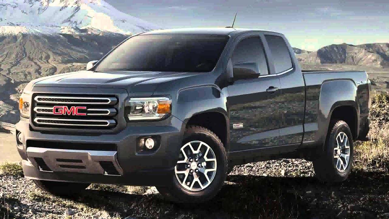gmc 2015 model gmc canyon pickup truck youtube. Black Bedroom Furniture Sets. Home Design Ideas