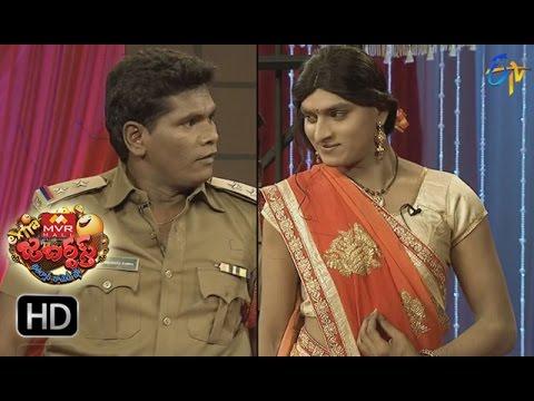 Chammak Chandra Performance | Extra Jabardsth | 21st April  2017 | ETV Telugu