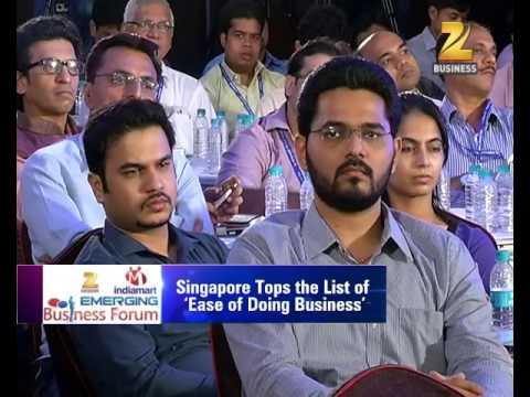 IndiaMART Emerging Business Forum, Mumbai session