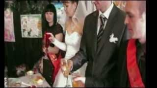 Роман и Марина! Свадьба.Красный Кут.