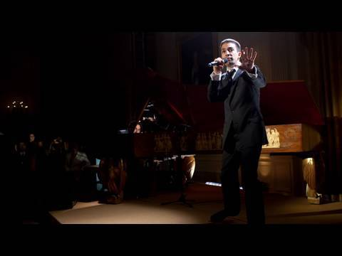 Lin-Manuel Miranda Performs