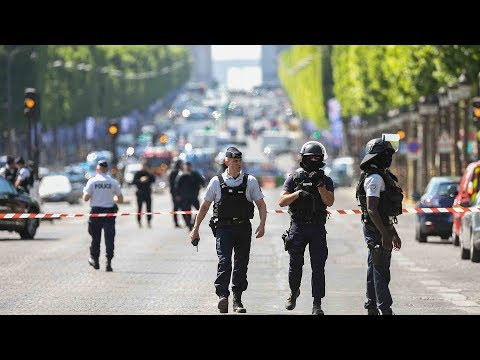 French police: Assailant in Champs-Elysees attack has been on watch list since 2015