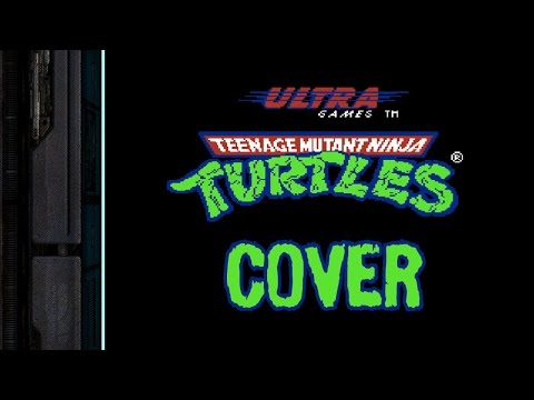TMNT NES Theme | Stone Cold Crazy (Rock Cover)