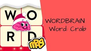 WordBrain Game Level: Crab screenshot 3