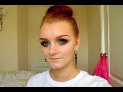 easy gold smokey eye makeup tutorial  phee's makeup tips