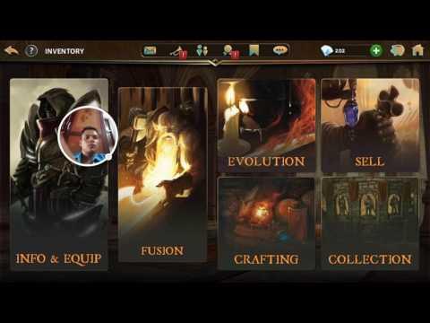 Dungeon Hunter 5— Legendary Sword
