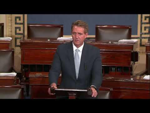 Sen. Flake on Improving Border Security with New Bill