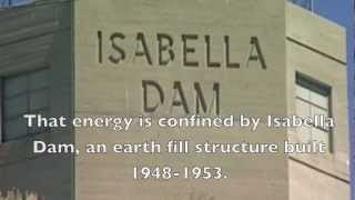 Dam Break: Lake Isabella.mov