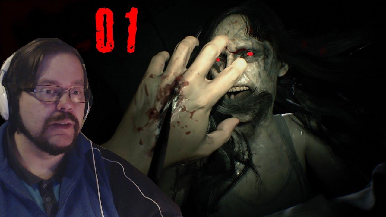 MEINE FRAU WILL MICH TÖTEN! | Resident Evil 7 #01