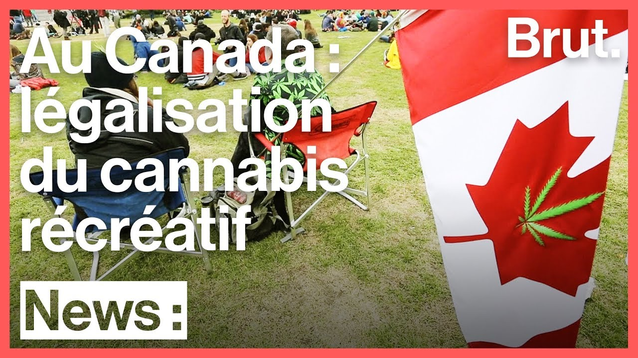 Le cannabis récréatif légal au Canada