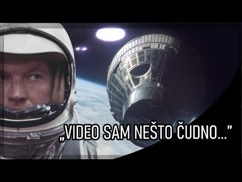 udne Stvari Koje Su Astronauti Videli u Svemiru