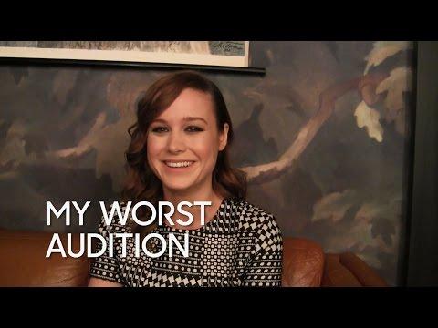 My Worst Audition: Brie Larson