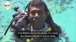 Maldives Mohamed Nasheed Former President Jailed - COP21 (Canal+ 01/11/15)