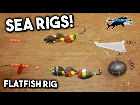 Sea Fishing Rigs | THE FLATFISH RIG | TAFishing