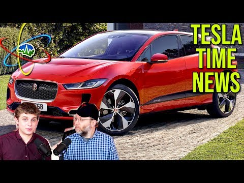 Tesla Time News - Jesse Apologizes to Jaguar, and more!