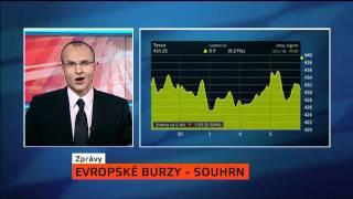Souhrn obchodování v Evropě   Yann Zane