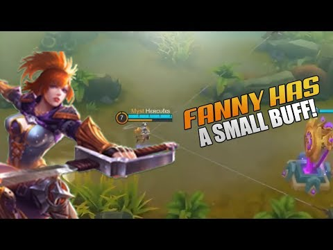 NEW Fanny BUFF Upcoming in Mobile Legends