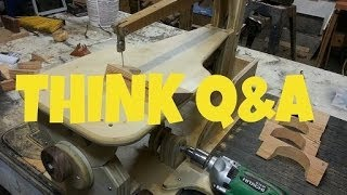 Homemade - Wooden Scroll Saw Q&a