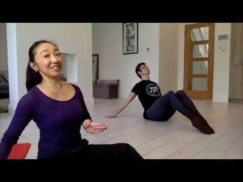 International Dance Day 2021 - Class with Hikaru Kobayashi & Federico Bonelli (Ballet Floor Barre)
