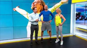 MTV3 Huomenta Suomi Aamutreenit 2019
