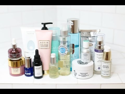 MY NIGHTTIME SKINCARE ROUTINE!