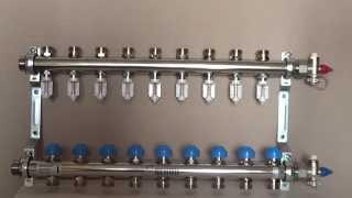 Что такое коллектор отопления и где применяется коллекторная система.(Что такое коллектор отопления ,из чего состоит коллекторная группа и где применяется коллекторная система., 2014-05-20T17:42:16.000Z)