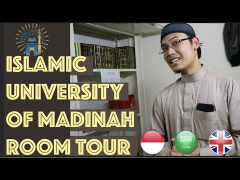 {ROOM TOUR} ISLAMIC UNIVERSITY OF MADINAH   BEDAH KAMAR UIM