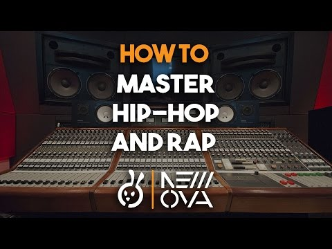 How To MASTER Rap and Hip Hop Type Vocals On Pro Tools W/ Slate Digital, Waves, And Stock Plug Ins!!