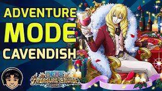 Walkthrough for Treasure Map Cavendish Adventure Mode One Piece