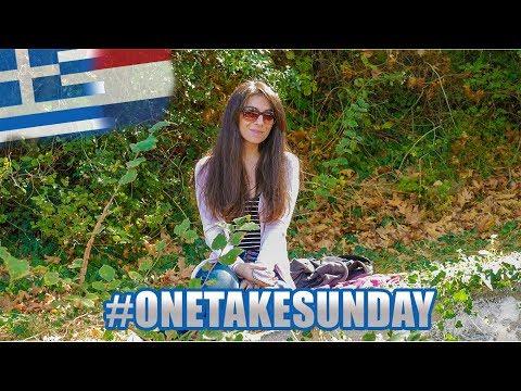 ROLLING DOWN MOUNT PELION - Vlog 255 #onetakesunday