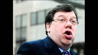 Brian Cowen Drunk Live On Air - Taoiseach Brian Cowen Radio Interview - DRUNK??!