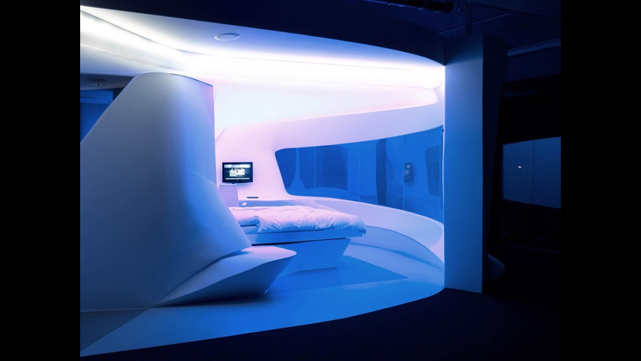 could this be the hotel room of the future youtube