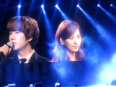 super junior kyuhyun and seohyun dating