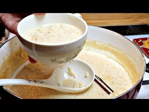 How to Make Arroz Con Leche | Mexican Rice Pudding Recipe