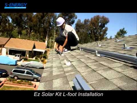 s-energy ez solar kit
