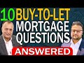 10 Questions On Buy To Let (BTL) Mortgage Finance For 2021 | Buy To Let Mortgage UK