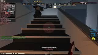 Roblox exploiting #1- Aimbotting on Counter Blox (script in desc)