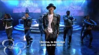 Camp Rock 2 - Fire Subtitulos en Español + lyrics Video Original