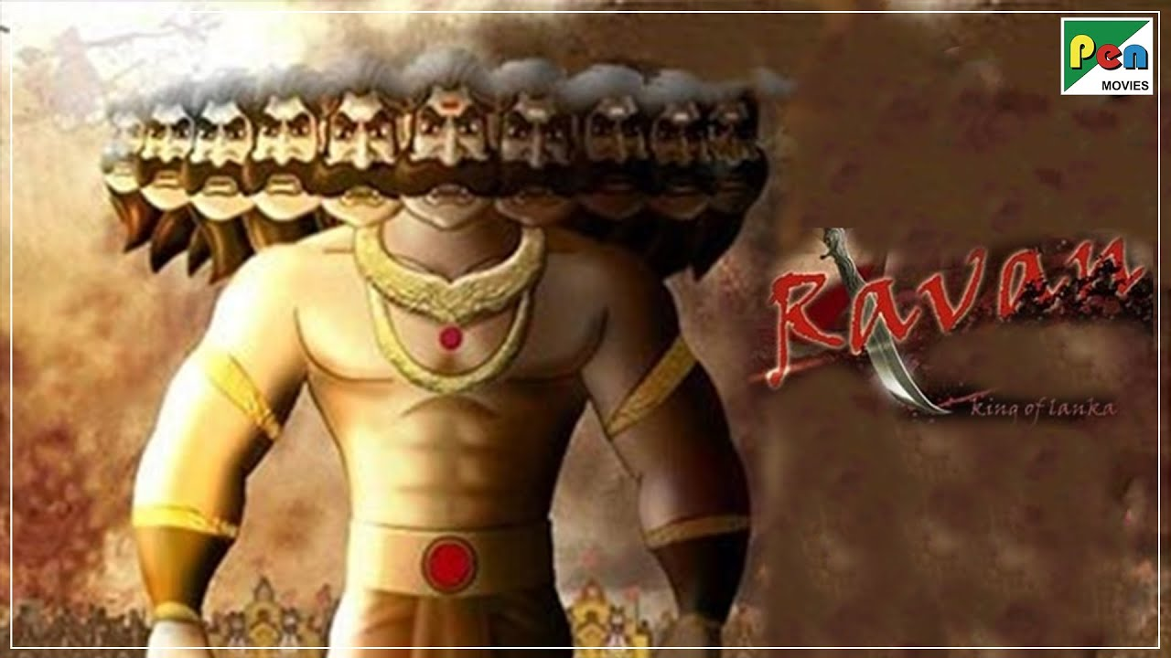 Download Ravan - King Of Lanka Animated Movie With English Subtitles | HD 1080p | Animated Movie In Hindi