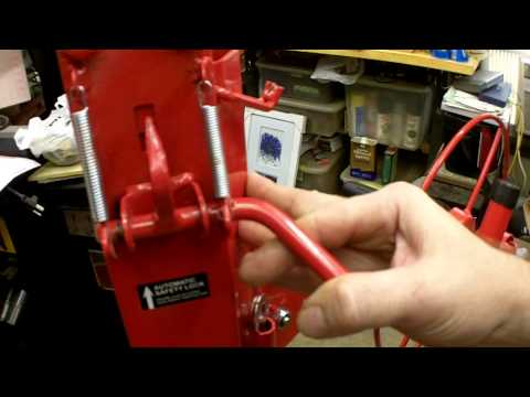 Harbor Freight Panel Hoist Review Item 69377 Drywall Lift