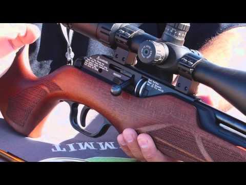 AirgunWeb Review of the Walther Rotek Air Rifle : Umarex Airguns
