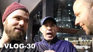 WE MADE A SONG WITH LEE EVANS (VLOG-30)