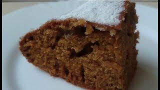 Простой постный пирог с вареньем к чаю - рецепт без яиц и дрожжей