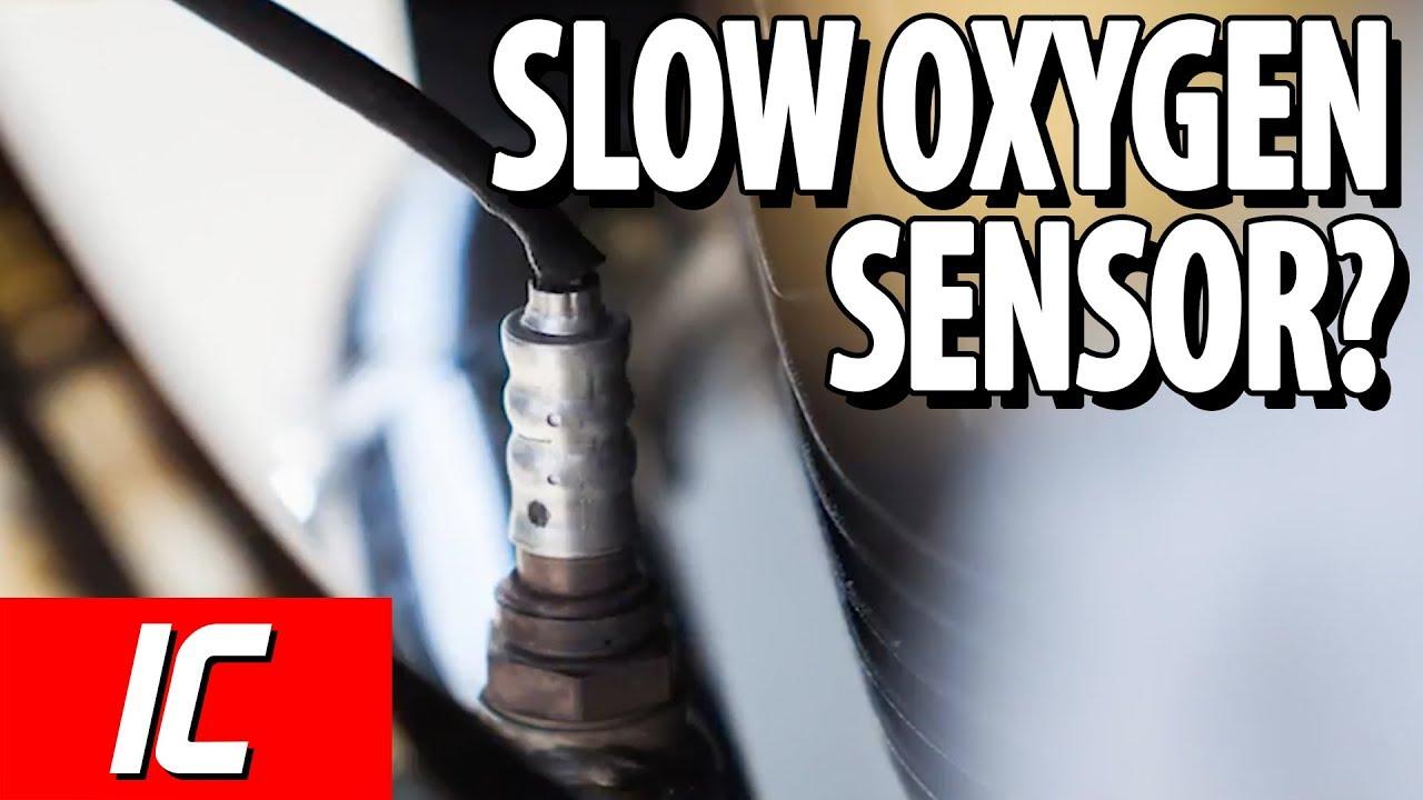 Slow Oxygen Sensor Preventing Secondary Air Monitor Reset | Maintenance  Minute